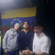 El humor y la colaboración humanitaria se dieron cita en Onda Orinoco
