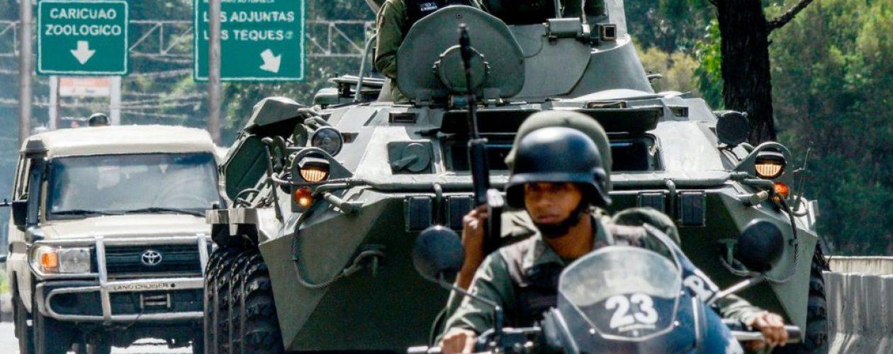 Audio de la policía confirma que Oscar Pérez fue capturado con vida