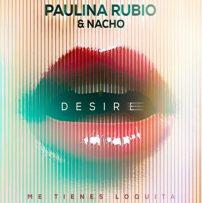 Paulina Rubio estrena sensual video junto a Nacho