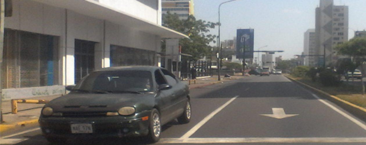 Paro de transporte: En Zulia sólo 20% salió a trabajar