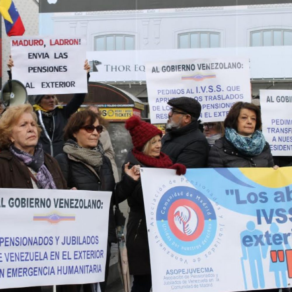 Juzgados de lo Social en Asturias dan la razón a los pensionistas venezolanos retornados