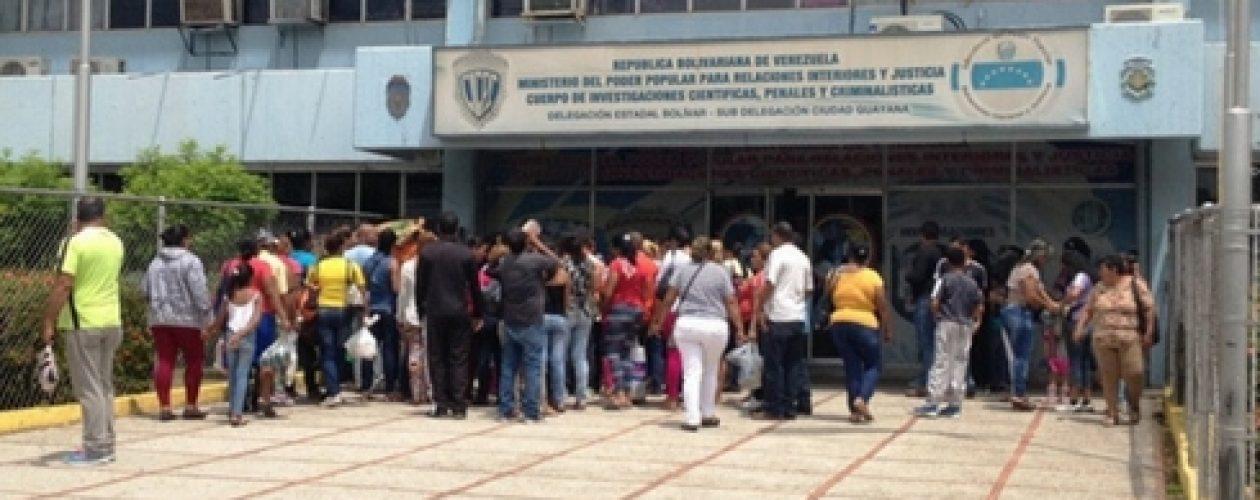 Funcionarios de PoliBolívar se entregan tras recibir órdenes de captura