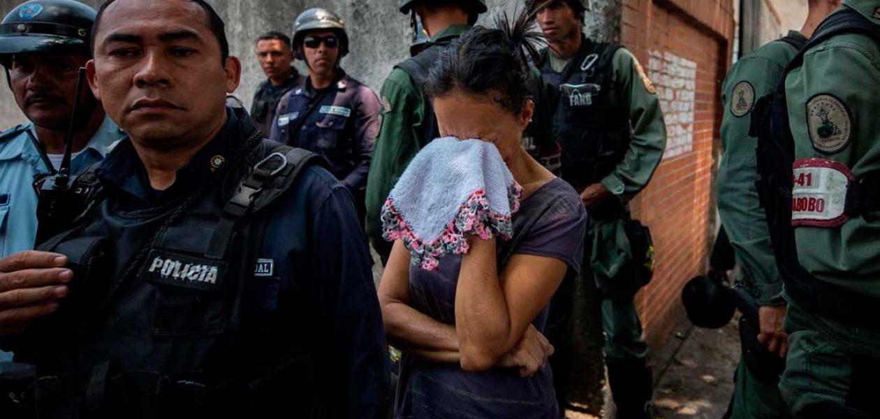 Iris Varela se lava las manos con el caso de motín en Policarabobo