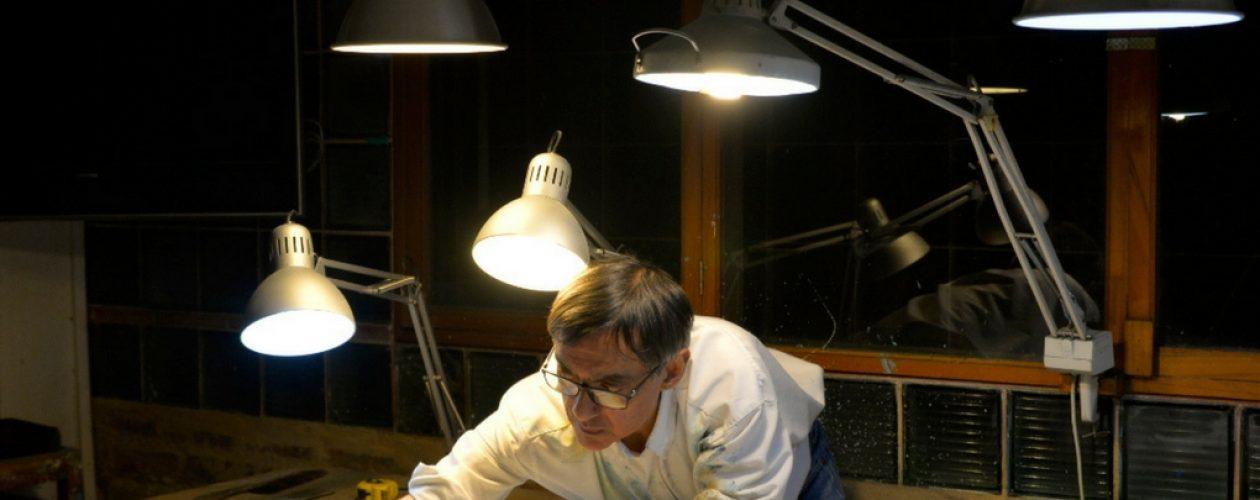 El pintor venezolano Rafael Araujo inaugura exhibición en el Museo Nacional de Ciencias Naturales de Madrid