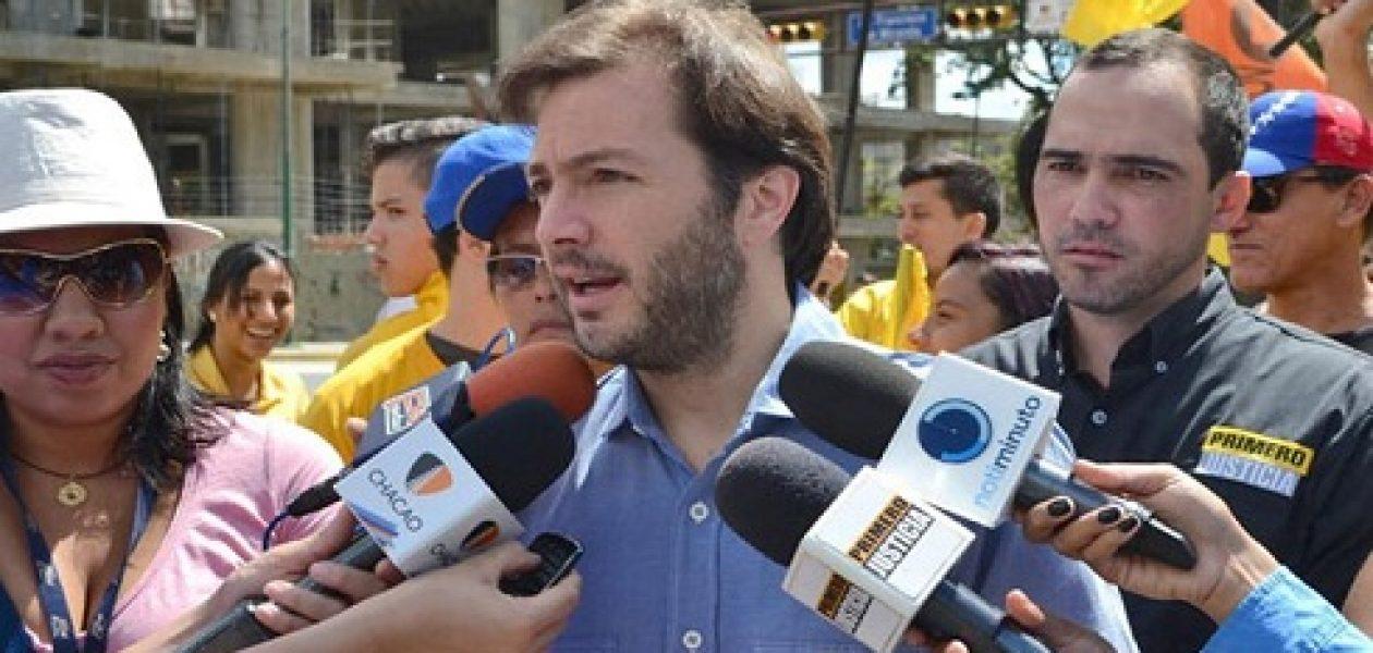 Ramón Muchacho: En Venezuela hay riesgo de que no se vuelvan a realizar elecciones