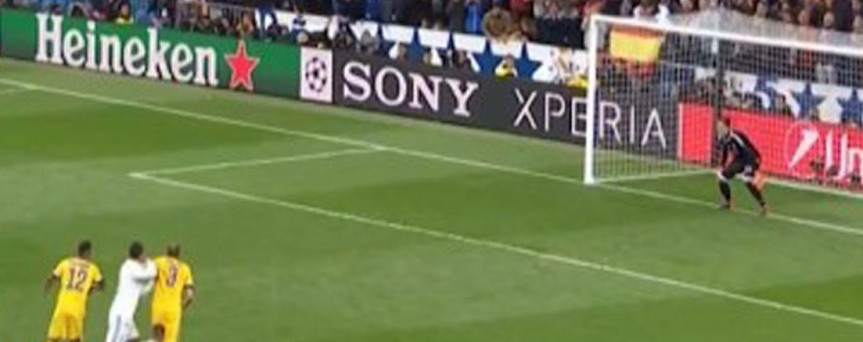 Real Madrid vs Juventus: golazo de penal de Cristiano Ronaldo
