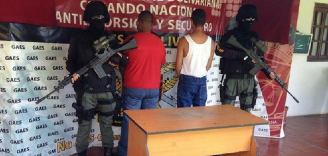 Red de extorsión en Guayana: más común de lo que parece