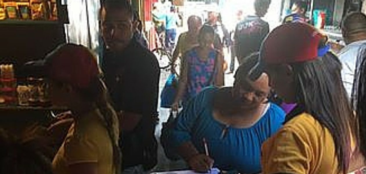Revocatorio a Maduro: Continúa campaña de censo en Guayana