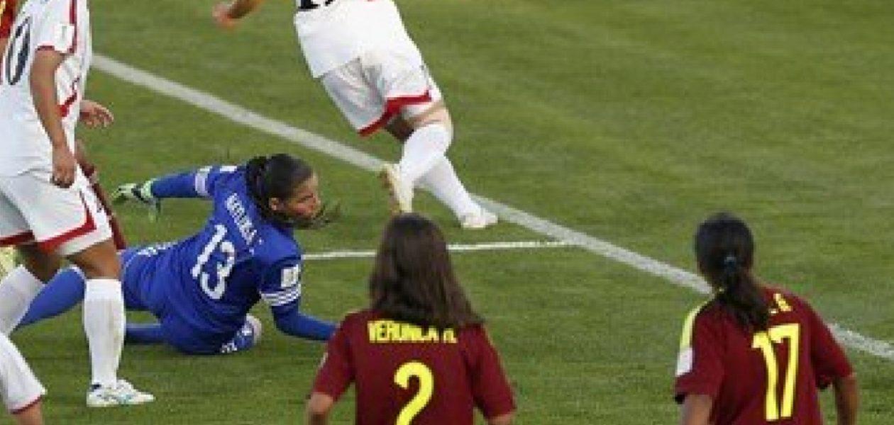 Venezuela cae ante Corea en el Mundial Femenino Sub 17