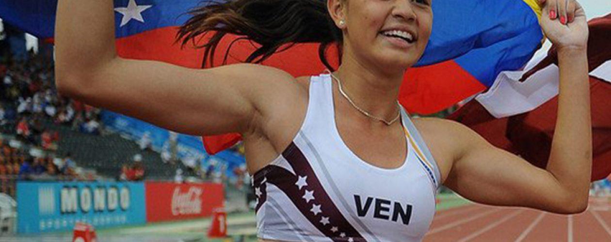 Robeilys Peinado gana medalla de bronce en la Liga Diamante de atletismo