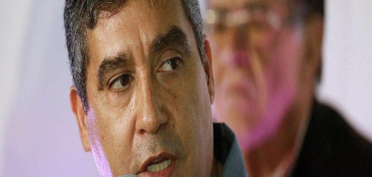Rodríguez Torres: «Los venezolanos queremos un cambio radical «