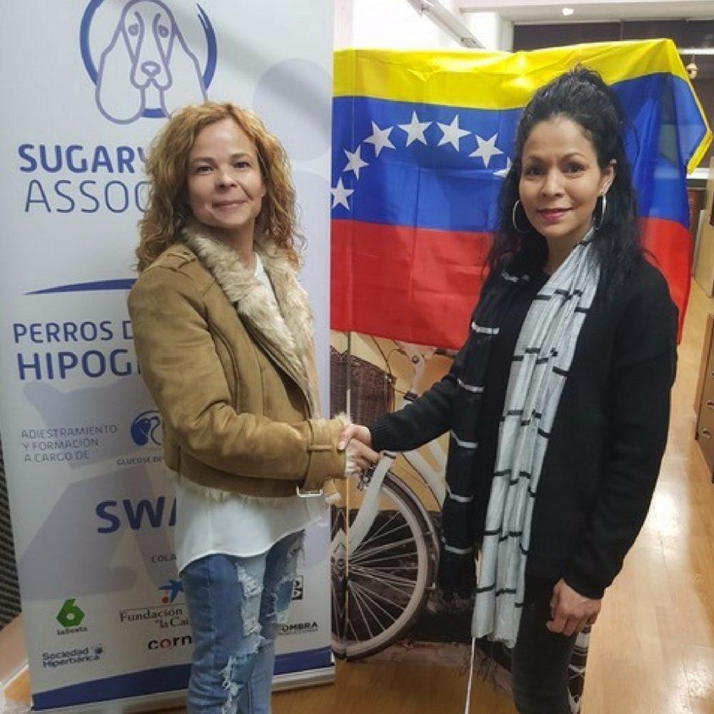 SWA firma un acuerdo con Mujeres por Venezuela