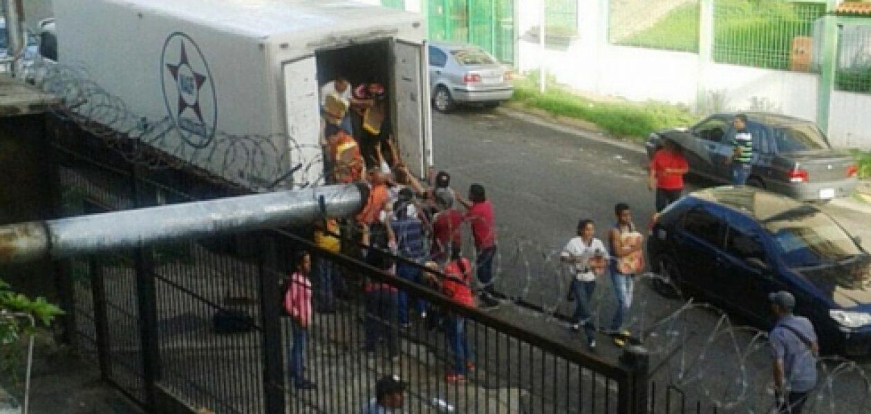 Saqueos en Guayana: la desesperación por la falta de comida