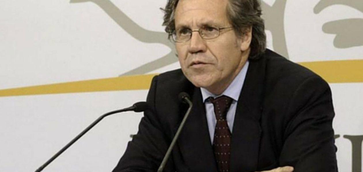 Secretario general de la OEA responde a acusaciones contra diputados opositores