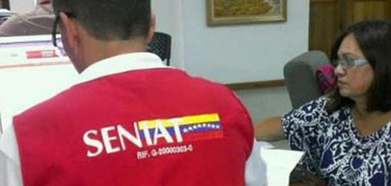 Ola de despidos en el Seniat por apoyar el revocatorio