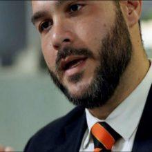 """Sergio Contreras: """"En Venezuela hay una constante violación sistemática de los DDHH"""""""