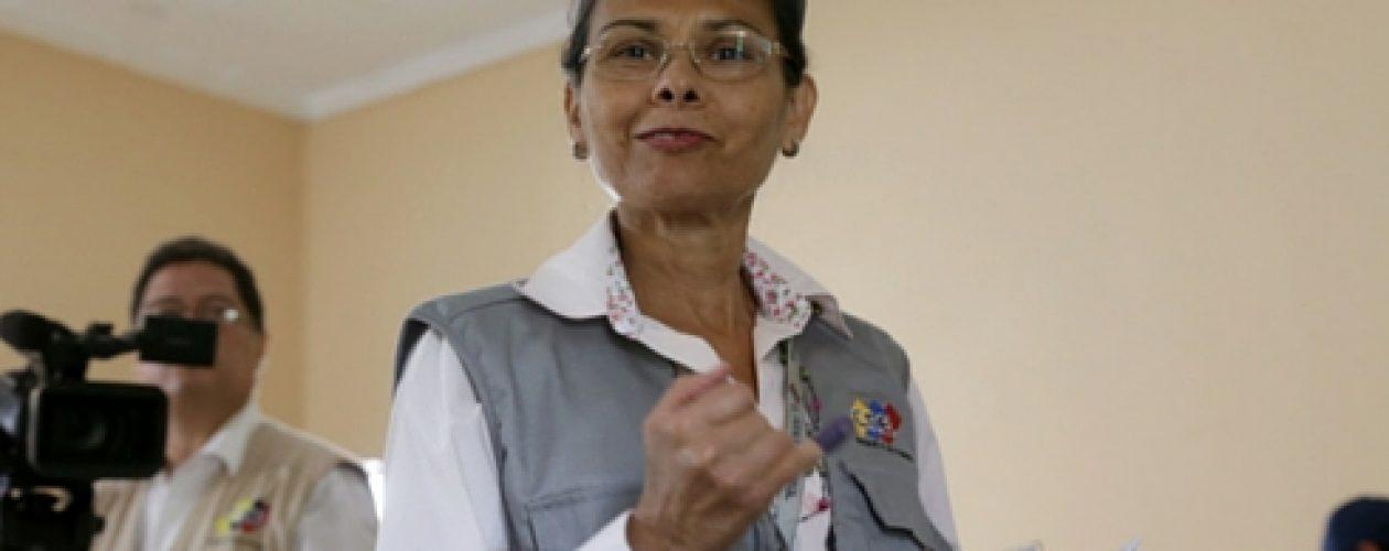 Socorro Hernández: Hasta el 2 de junio se hará la auditoría de las planillas