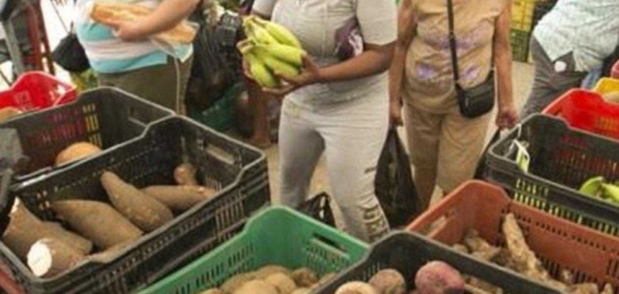 Imparable los precios de verduras, frutas y carnes en Táchira