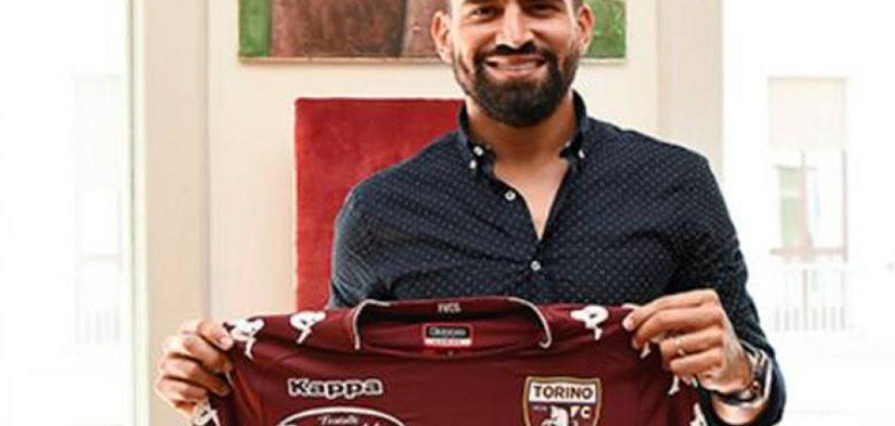 Tomás Rincón llega cedido al Torino FC