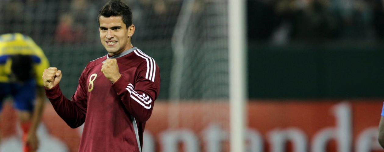 Tomás Rincón es el primer venezolano que gana la Copa Italia