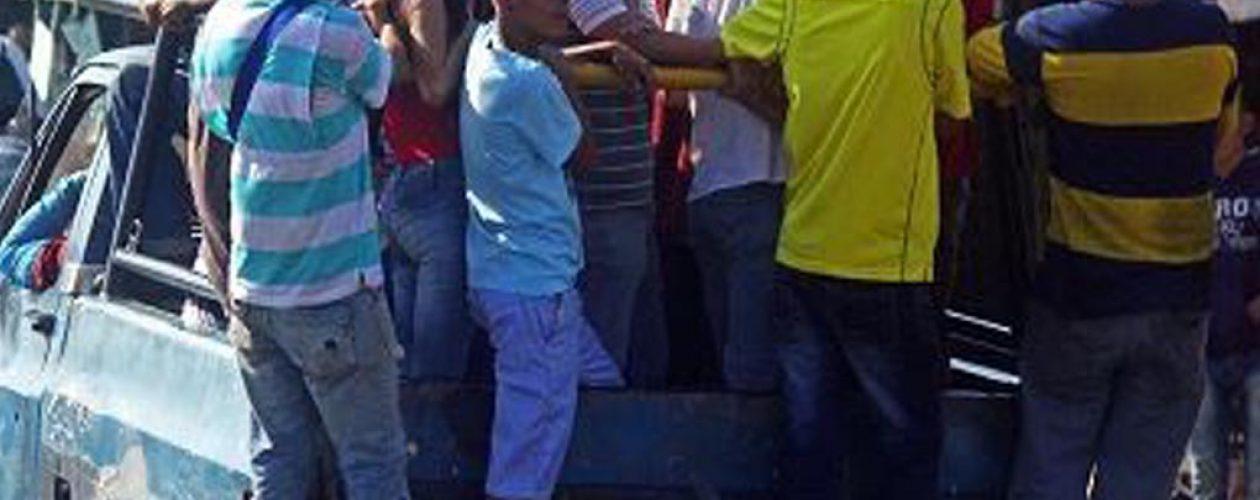 Transporte público en Maracaibo: entre chirrincheras y ambulancias