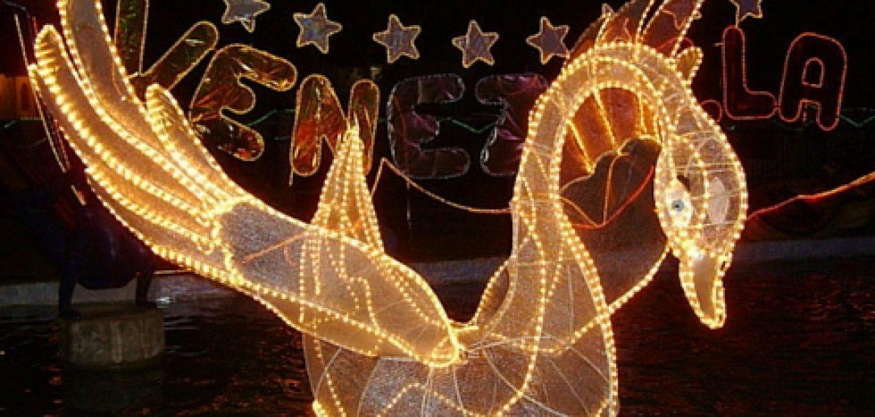 Feliz Navidad a todos nuestros hermanos venezolanos y del mundo