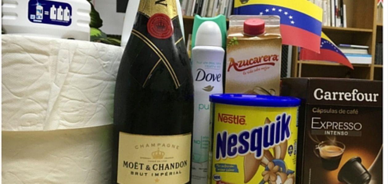 Nuevos regalos navideños en la Venezuela de la crisis