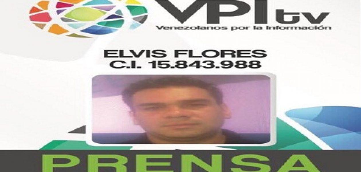 VPI TV repudia detención de camarógrafo y exige su liberación