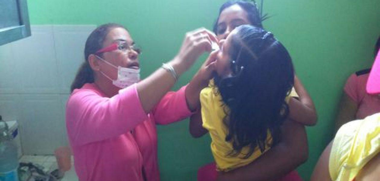 Gobierno se contradice y oculta cifras de casos de difteria en Bolívar