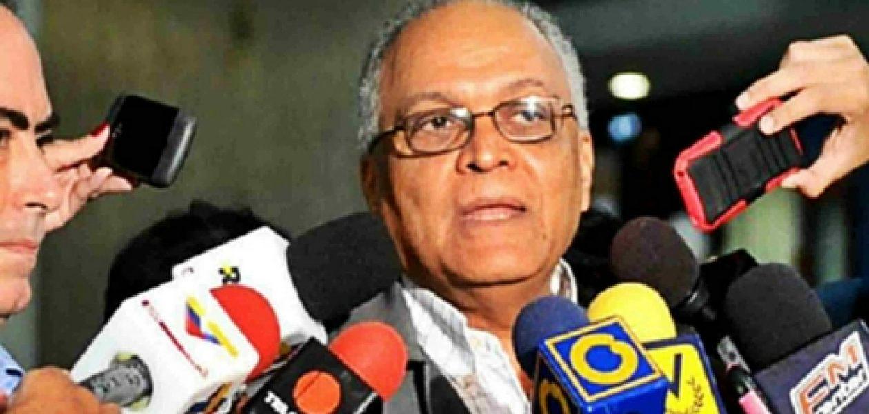 Vicente Bello:  Verificación de firmas es de 205.705 rubricas a nivel nacional