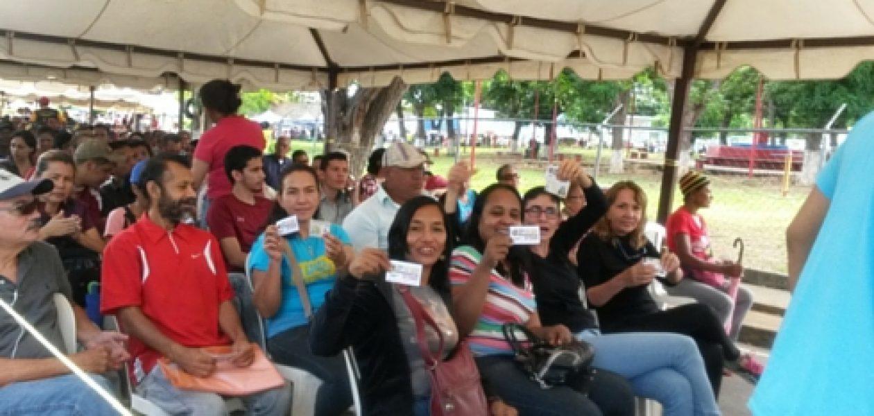 Estiman duplicar validación de firmas en operación remate en Bolívar