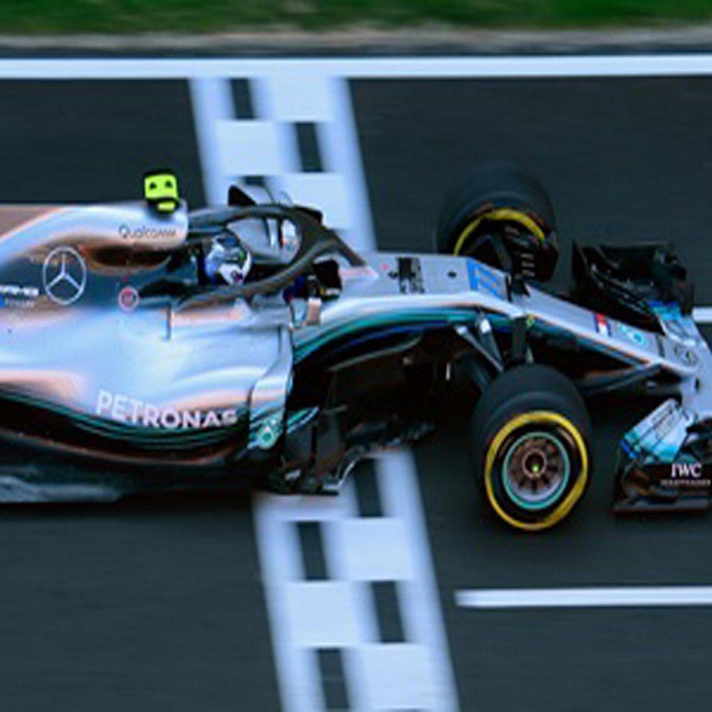 Valtteri Bottas dominó los primeros ensayos para el Gran Premio de España