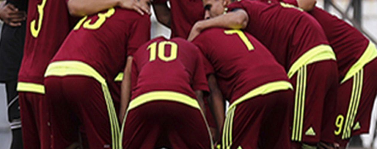 Vinotinto Sub-20 enfrentará en doble amistoso a Colombia
