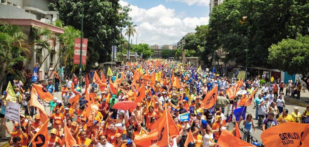 Voluntad Popular no respaldará candidatos para las presidenciales