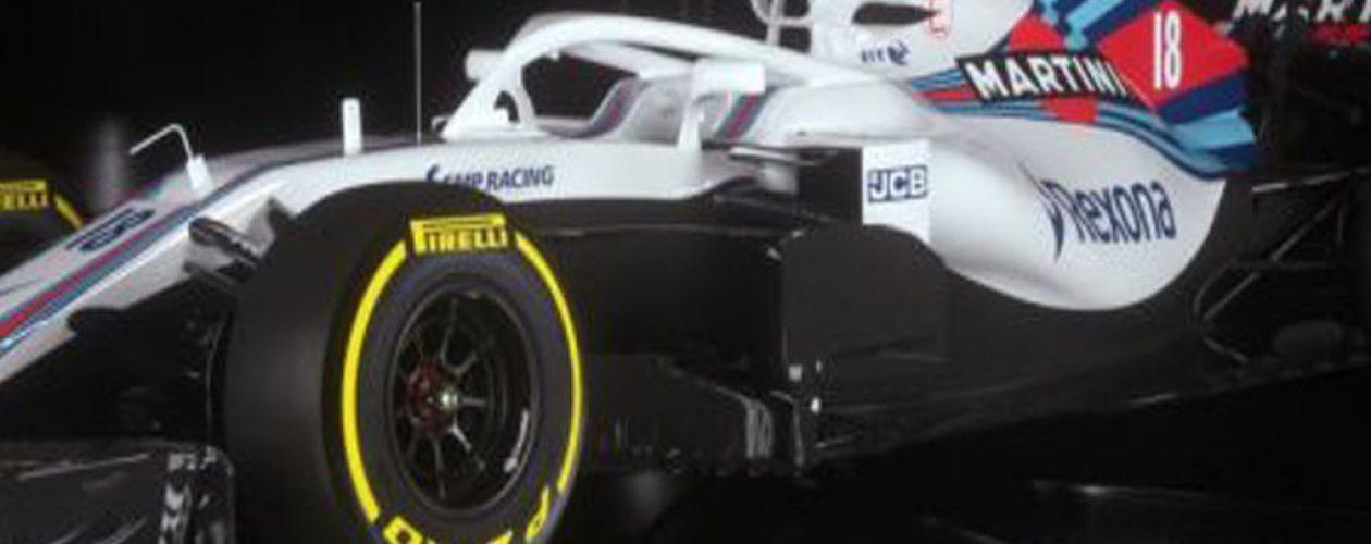 Williams revela su nuevo monoplaza para la temporada 2018 de Fórmula Uno