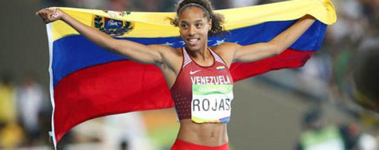 La criolla Yulimar Rojas ganó medalla de plata en los Juegos Olímpicos