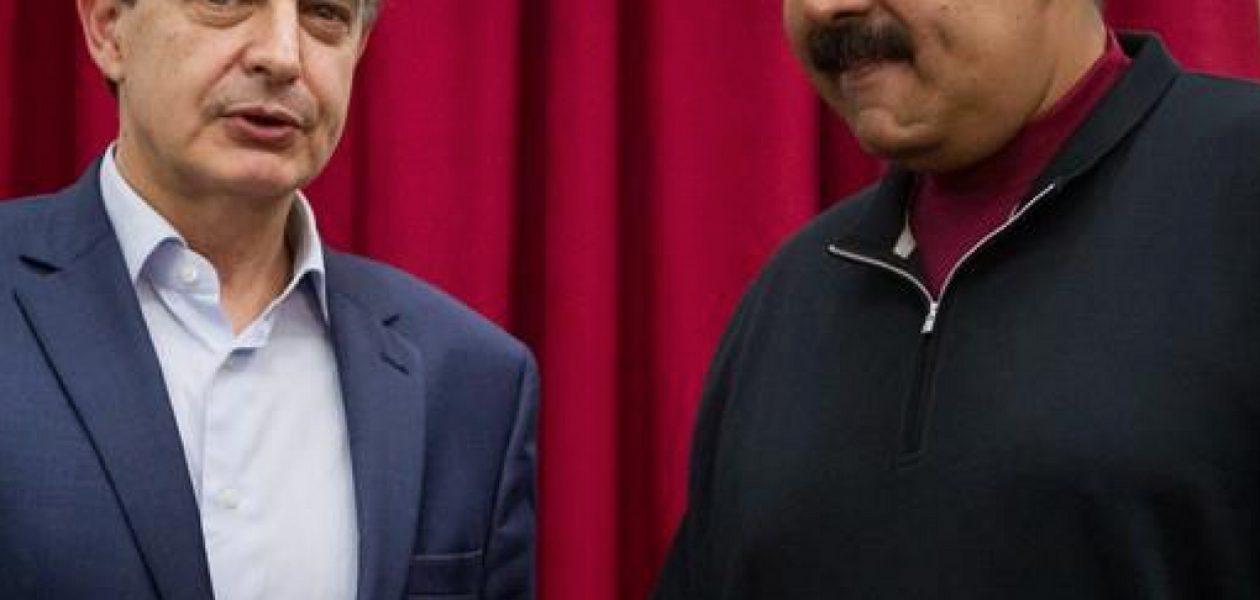 Zapatero acusado de recibir pagos de Nicolás Maduro