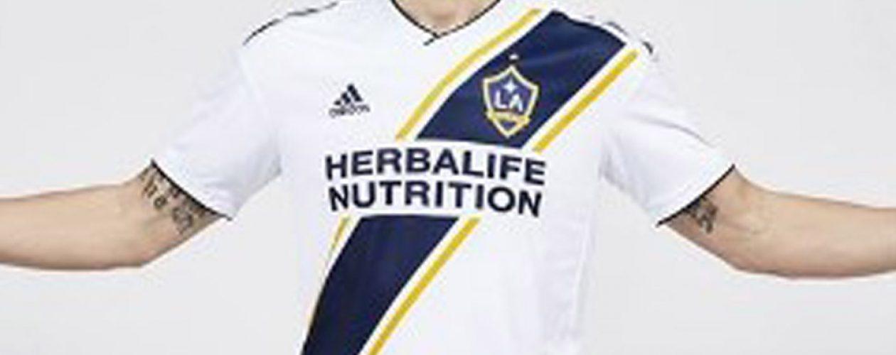 Zlatan Ibrahimovic está listo para debutar en la Major League Soccer