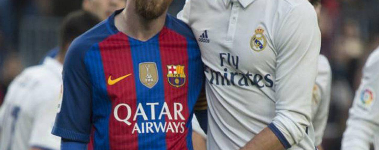 Real Madrid y Barcelona despiden el 2017 con el quinto clásico del año
