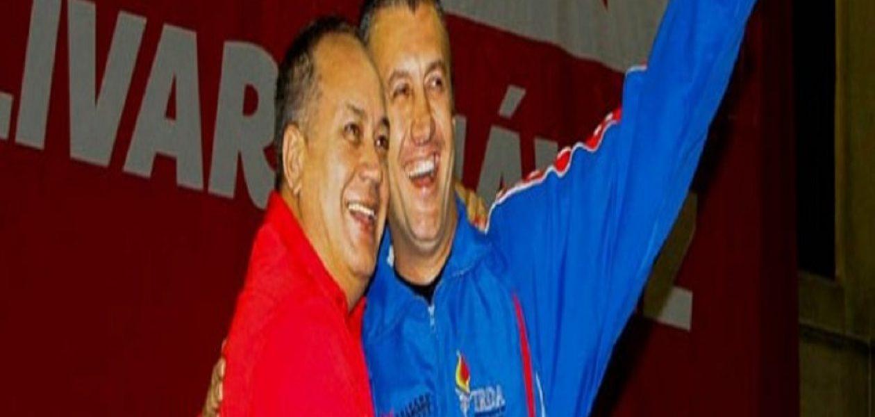 Cabello y El Aissami son acusados como «Jefes de la droga» por Florido