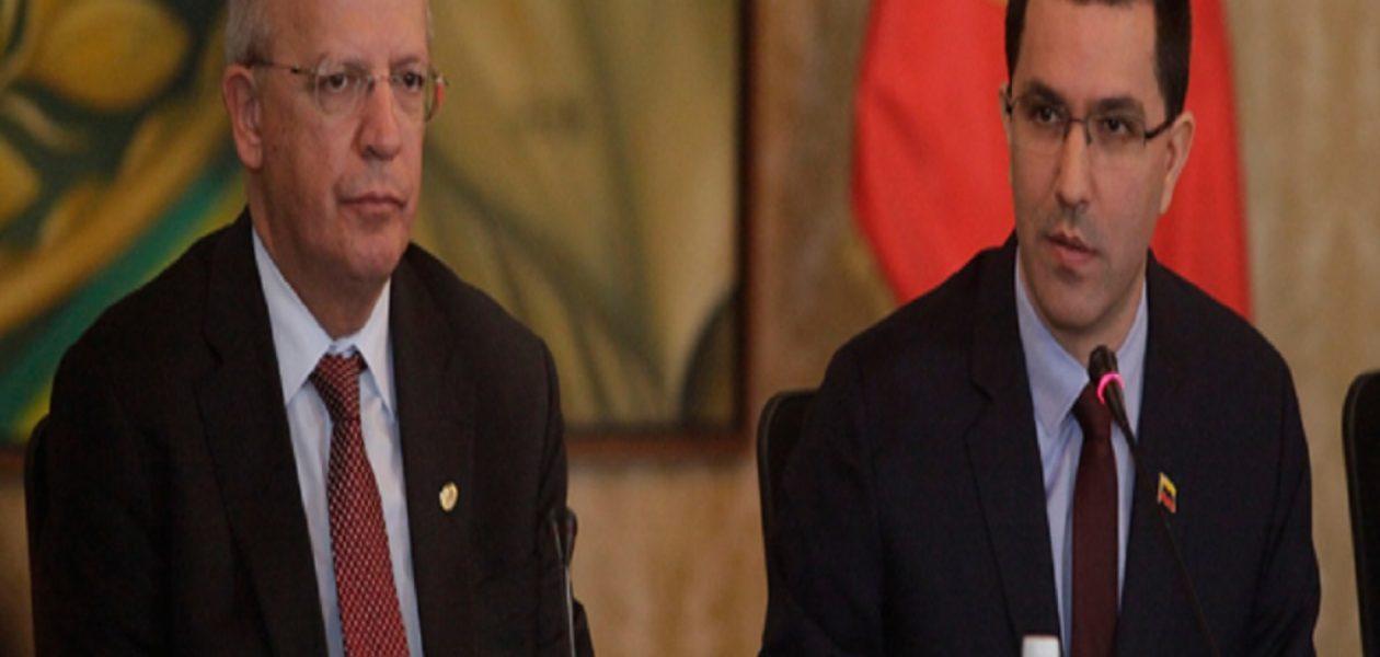 Venezuela y Portugal suscriben 22 nuevos acuerdos
