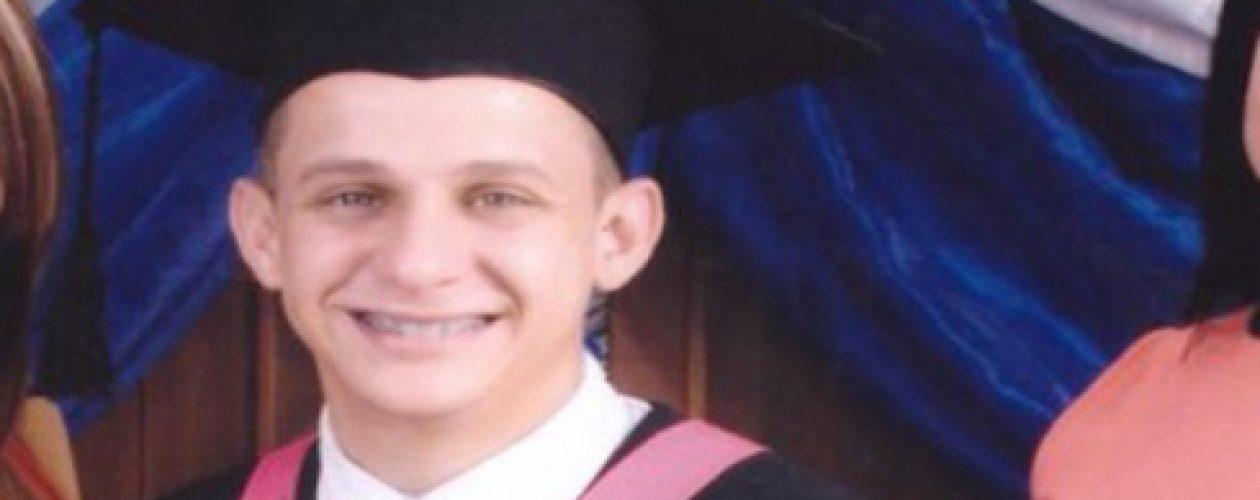 Murió Adrian Duque durante represión en Torres del Saladillo