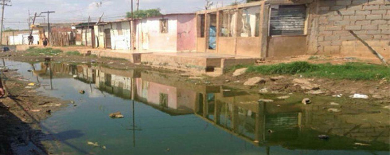 Aguas servidas tienen en alerta ambiental a Maracaibo