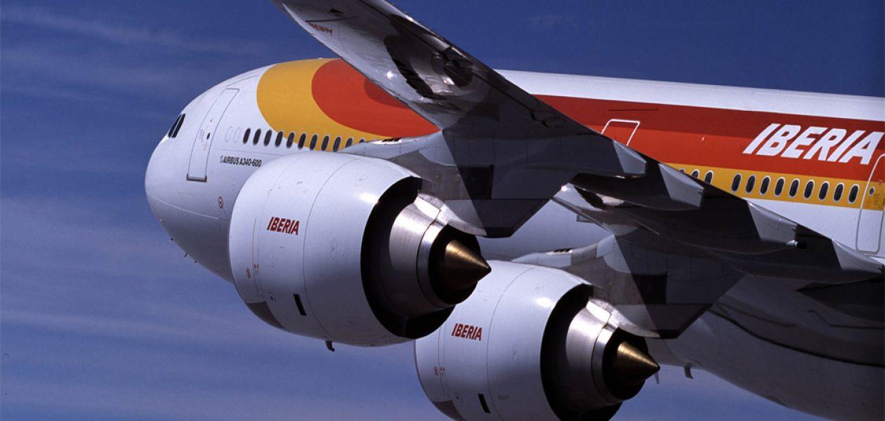 Iberia cancela el vuelo Madrid-Caracas-Madrid del domingo 30 de julio