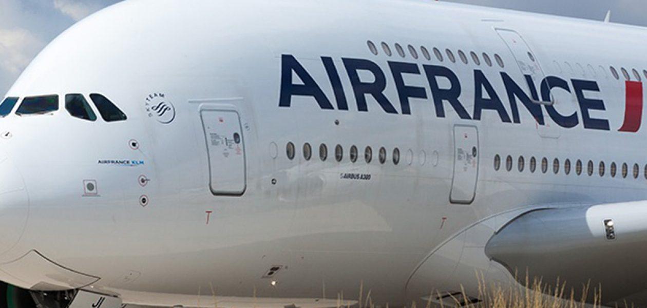 Air France suspende vuelos en Venezuela