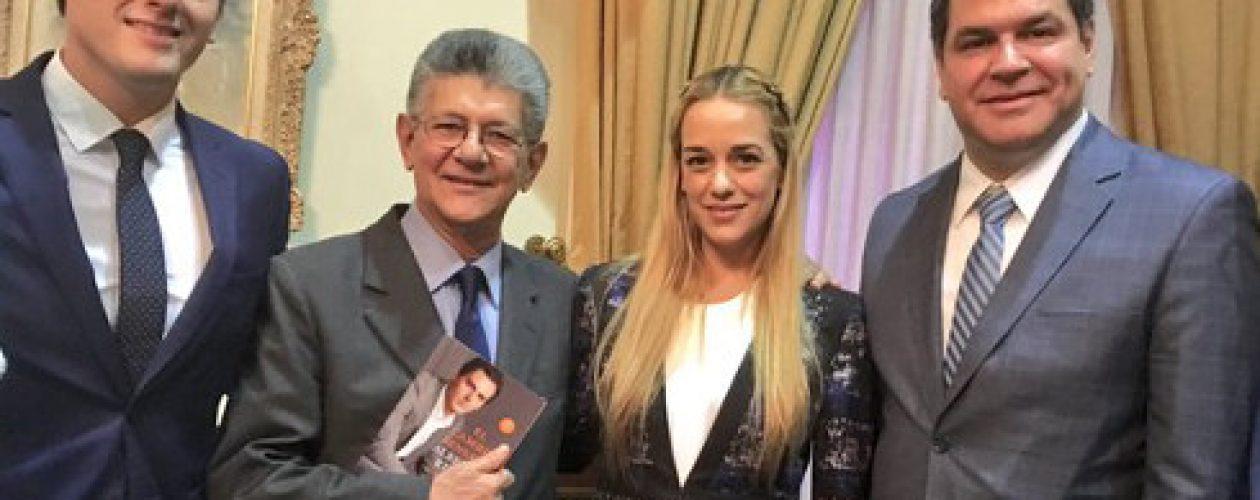 """Albert Rivera en Venezuela: """"Apoyo que puedan celebrar el revocatorio como vía de escape"""""""
