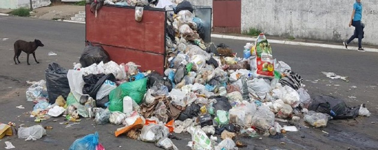 Alcaldía de Caroní maneja 'guiso' con recolección de basura en Guayana