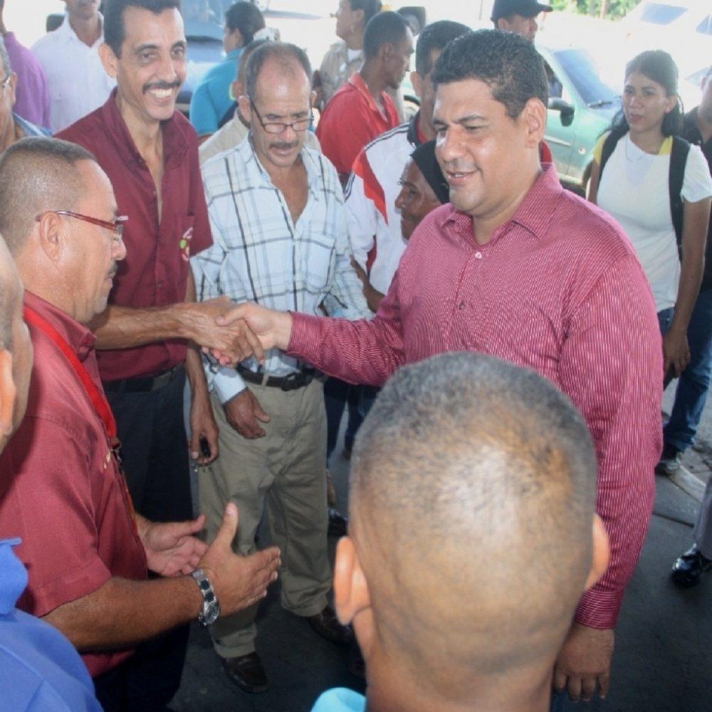 Alcaldía de Caroní vuelve a prometer culminación del Terminal de San Félix