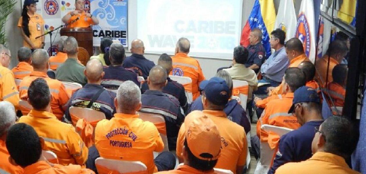 Con o sin alerta de tsunami Venezuela se suma a simulacro internacional