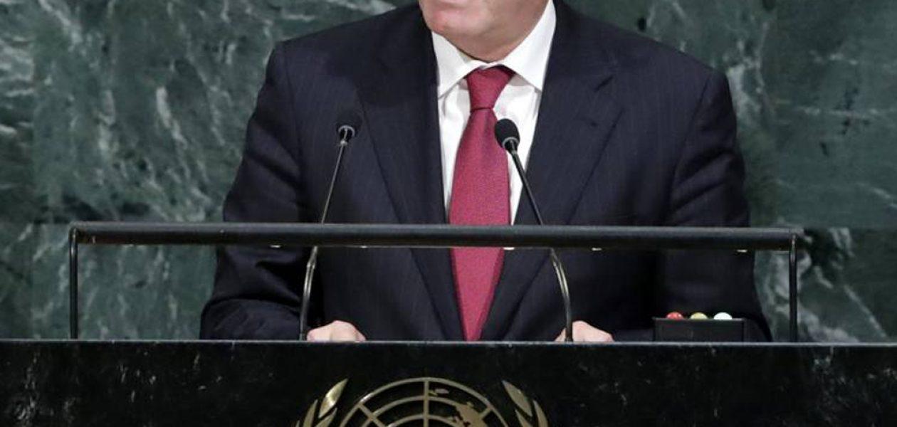 Ministro español espera que sanciones al régimen venezolano aperture una salida democrática a la crisis